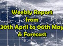 Weekly Weather Report Maharashtra