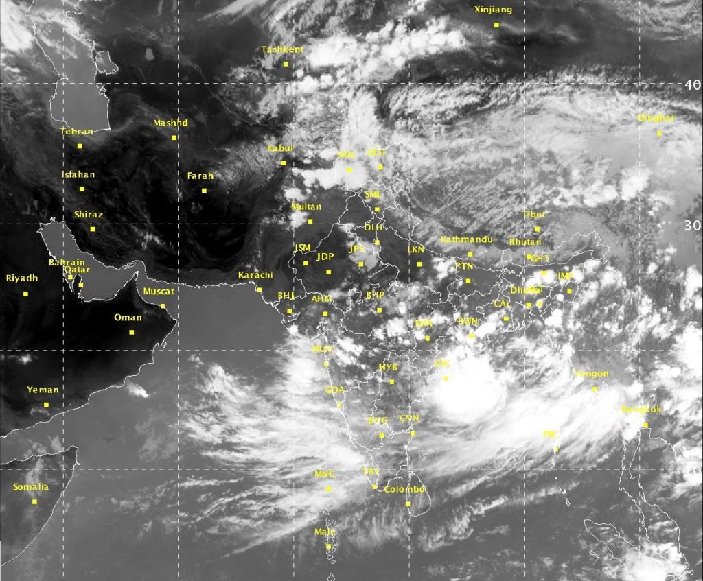 10 June Sat Image at 14:30 IST