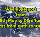 Weekly Weather Report til 03 June