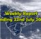 22nd July Monsoon update