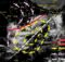 Trough of low pressure upto peninsular India