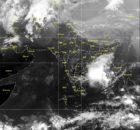 Satellite picture 7th December 2017