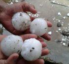 Hail at Punjab